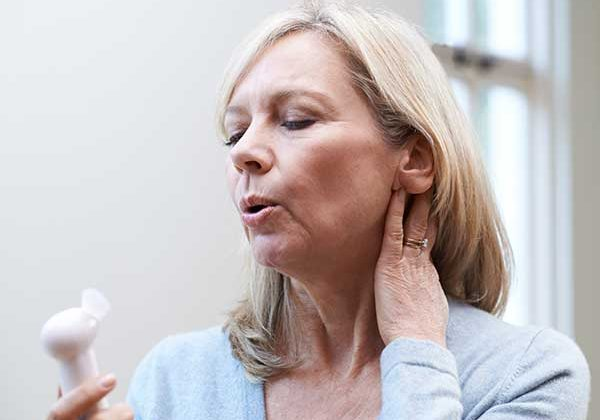 Menopause is a challanging time for most women